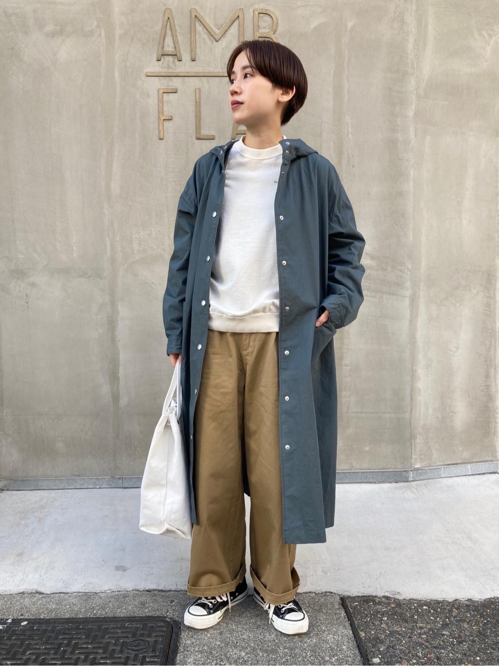 - PAR ICI FLAT AMB 名古屋栄路面 身長:156cm 2021.01.29