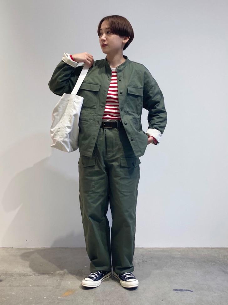 FLAT AMB 名古屋栄路面 2021.02.13