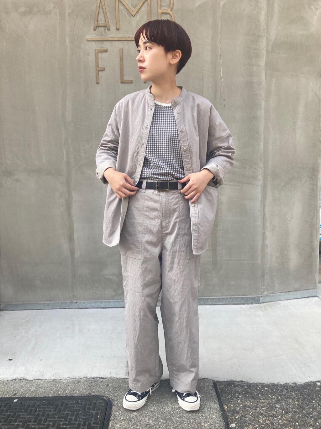 - PAR ICI FLAT AMB 名古屋栄路面 身長:156cm 2021.02.26