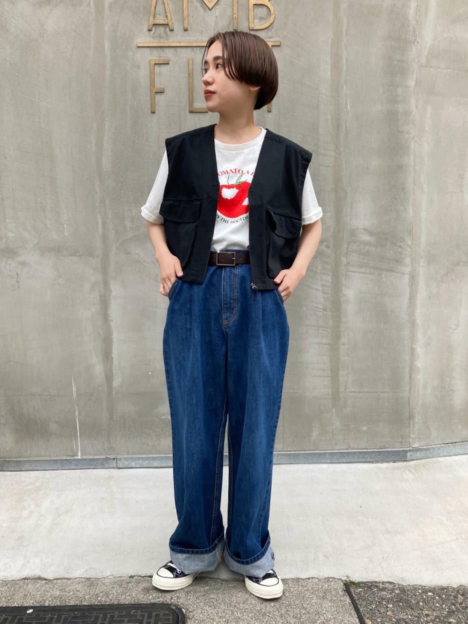- PAR ICI FLAT AMB 名古屋栄路面 身長:156cm 2021.04.19