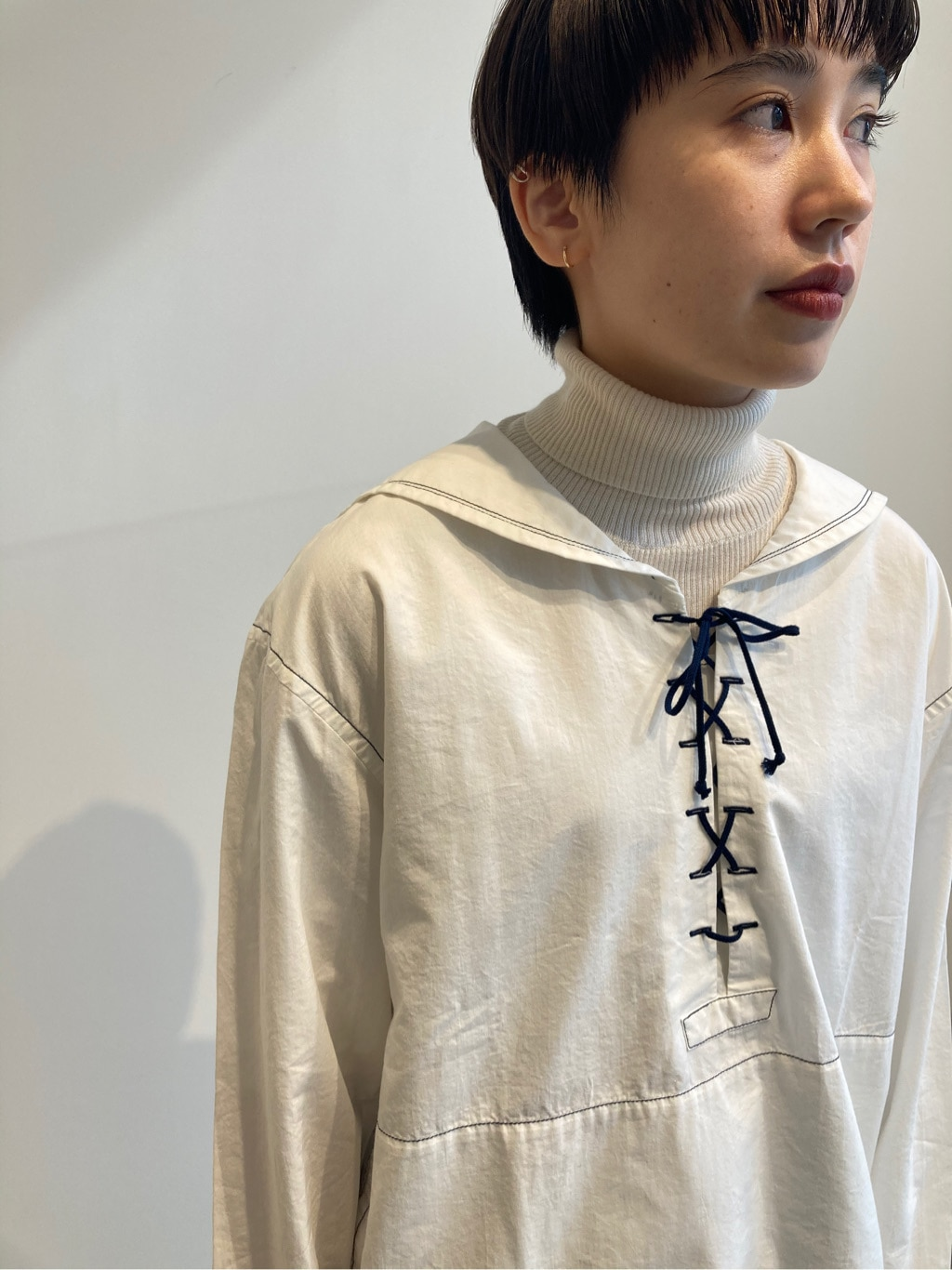 - PAR ICI FLAT AMB 名古屋栄路面 身長:156cm 2020.09.25