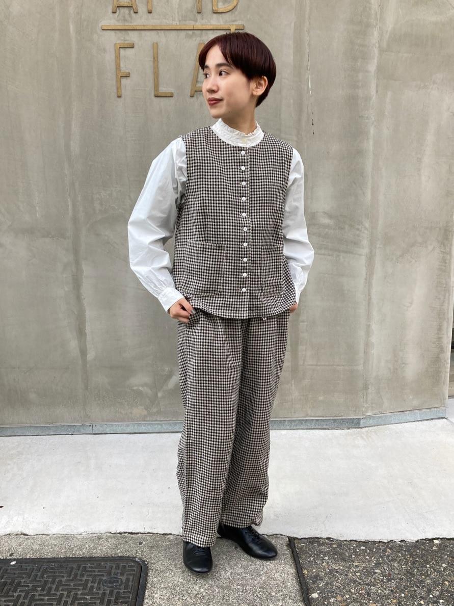 - PAR ICI FLAT AMB 名古屋栄路面 身長:156cm 2021.02.10