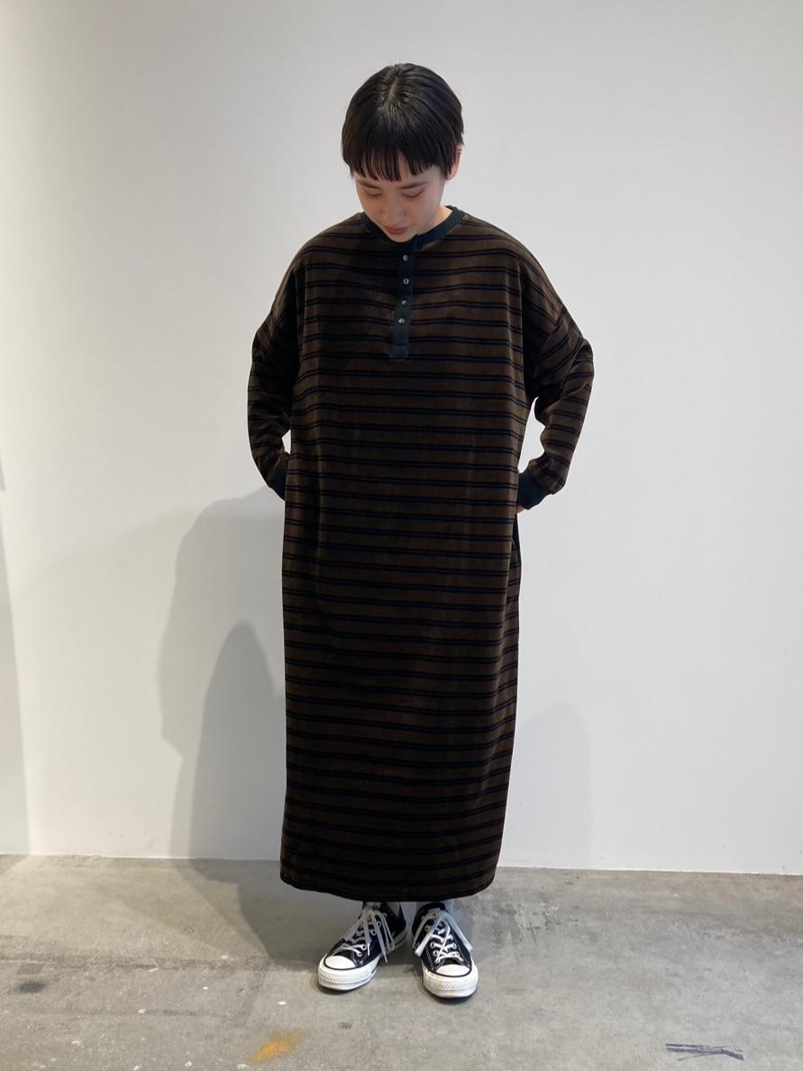 - PAR ICI FLAT AMB 名古屋栄路面 身長:156cm 2020.09.11