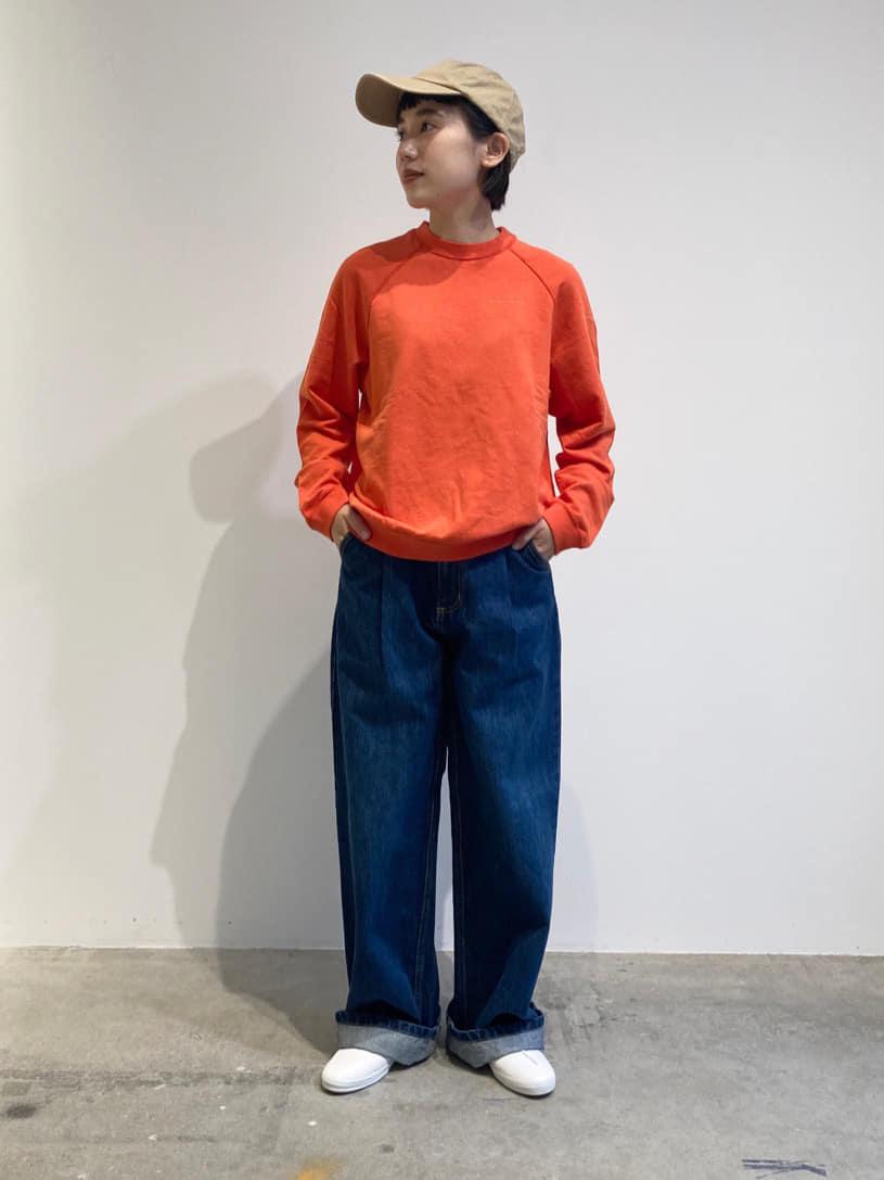 - PAR ICI FLAT AMB 名古屋栄路面 身長:156cm 2021.08.17