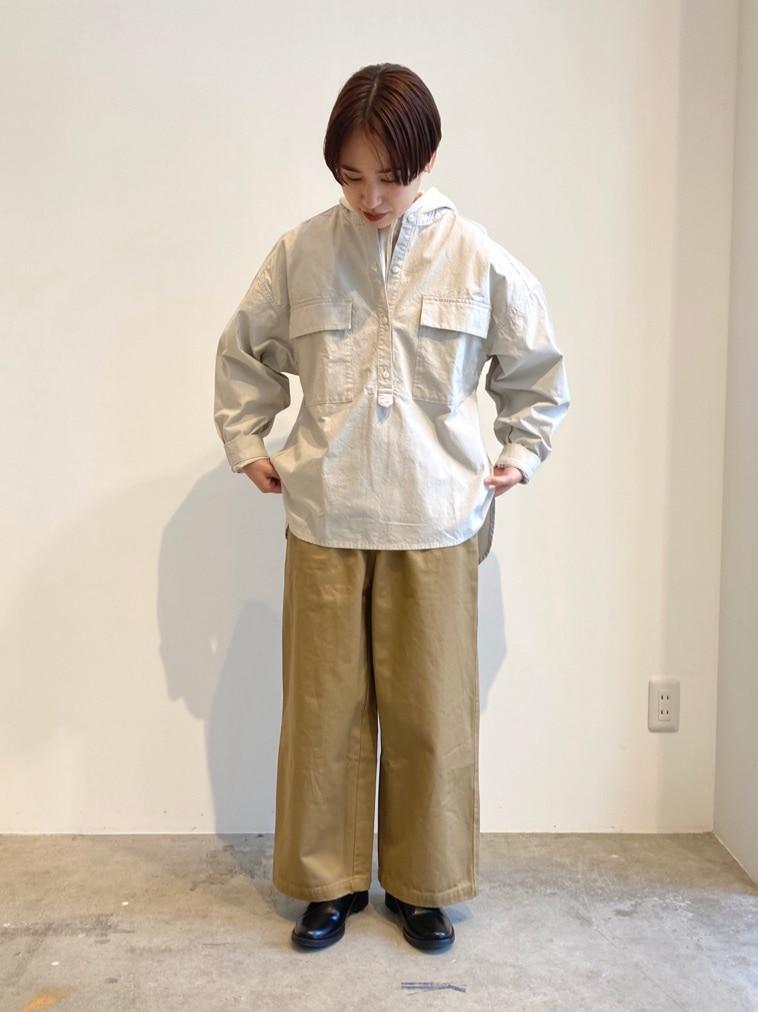 - PAR ICI FLAT AMB 名古屋栄路面 身長:156cm 2021.02.03