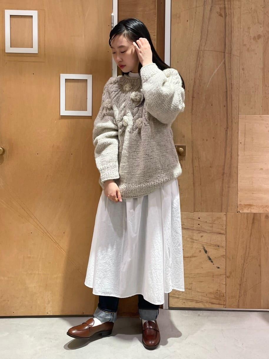 【 NEW 】l'atelier du savon 新宿ミロード 身長:153cm 2021.10.25