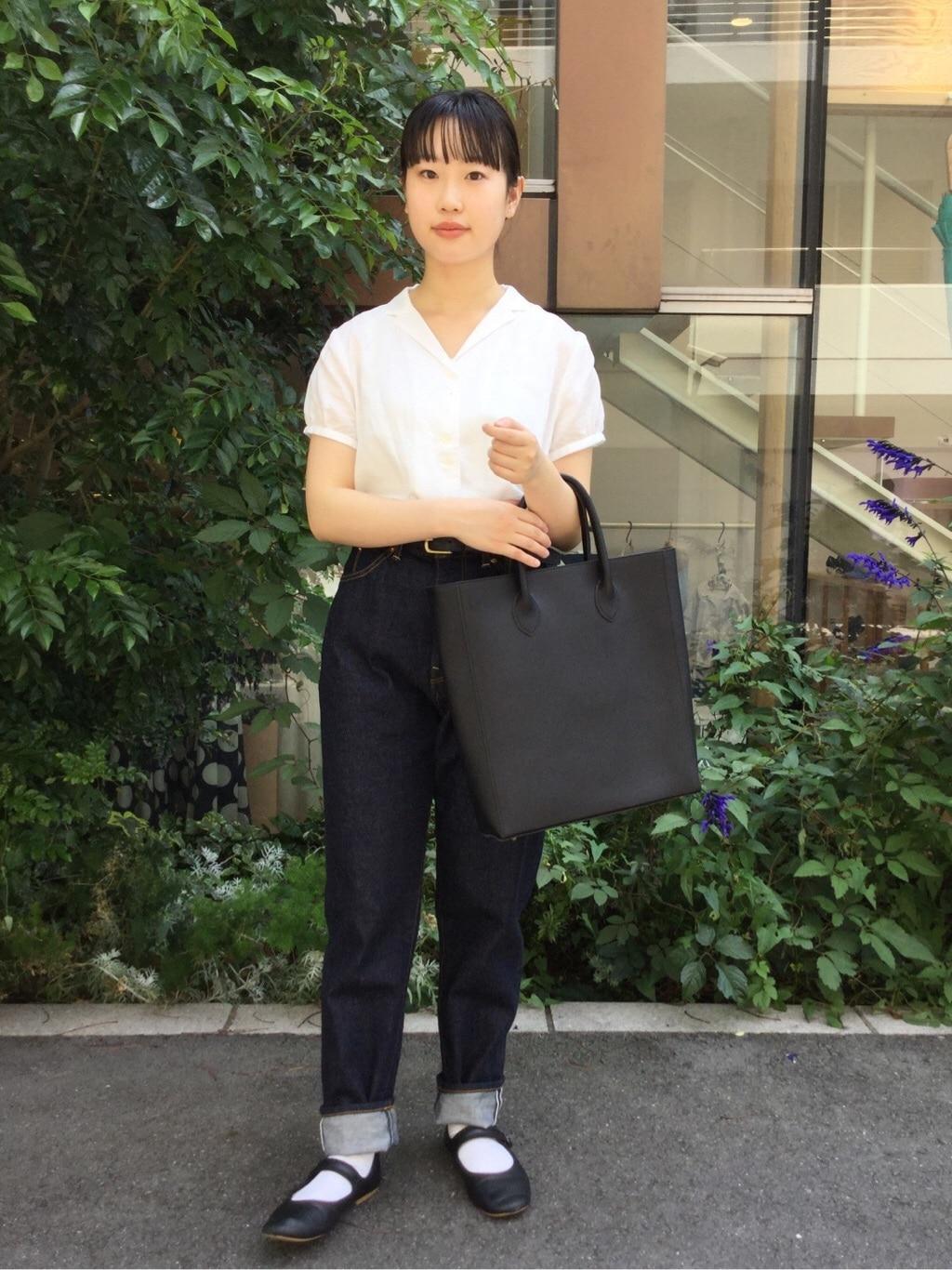 l'atelier du savon 代官山路面 身長:153cm 2020.06.09