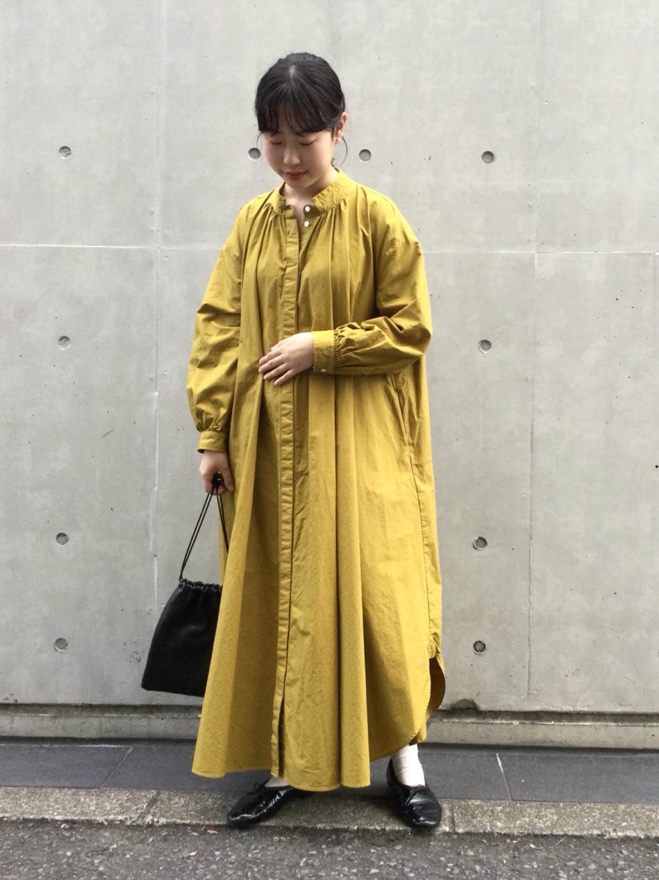 l'atelier du savon 代官山路面 身長:153cm 2020.11.11