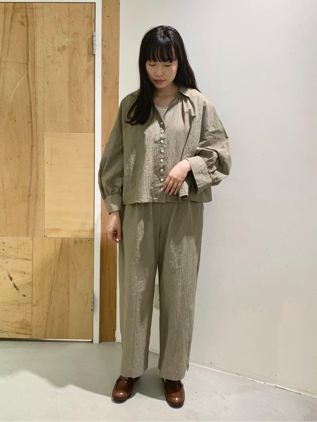l'atelier du savon 新宿ミロード 身長:153cm 2021.08.18
