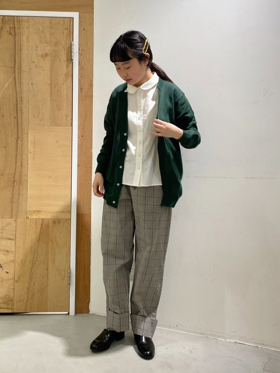 l'atelier du savon 新宿ミロード 身長:153cm 2021.06.09