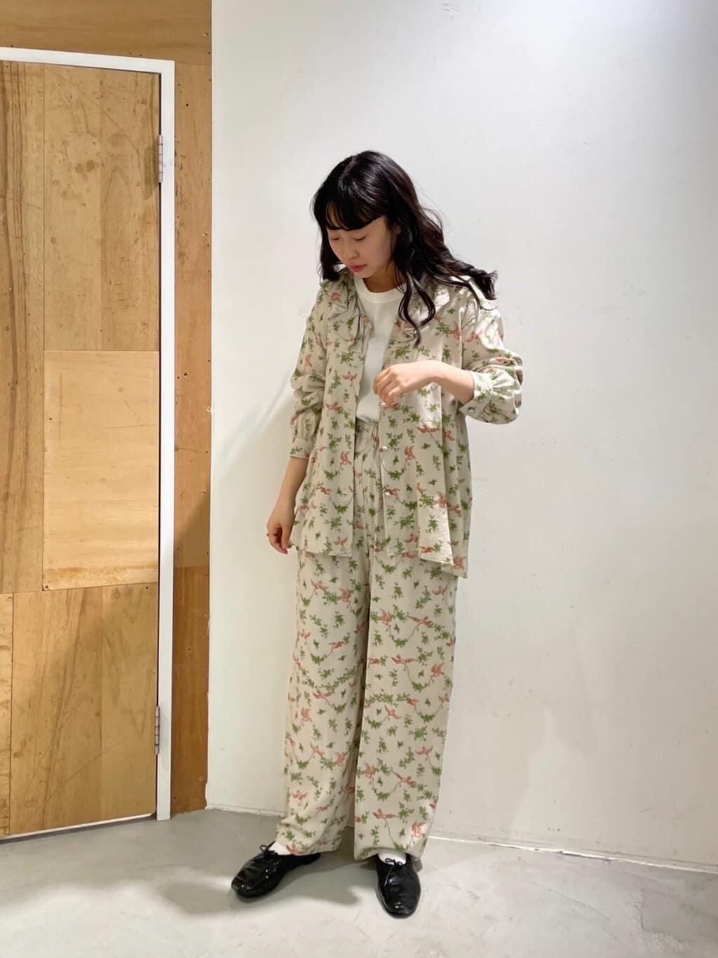 l'atelier du savon 新宿ミロード 身長:153cm 2021.08.13