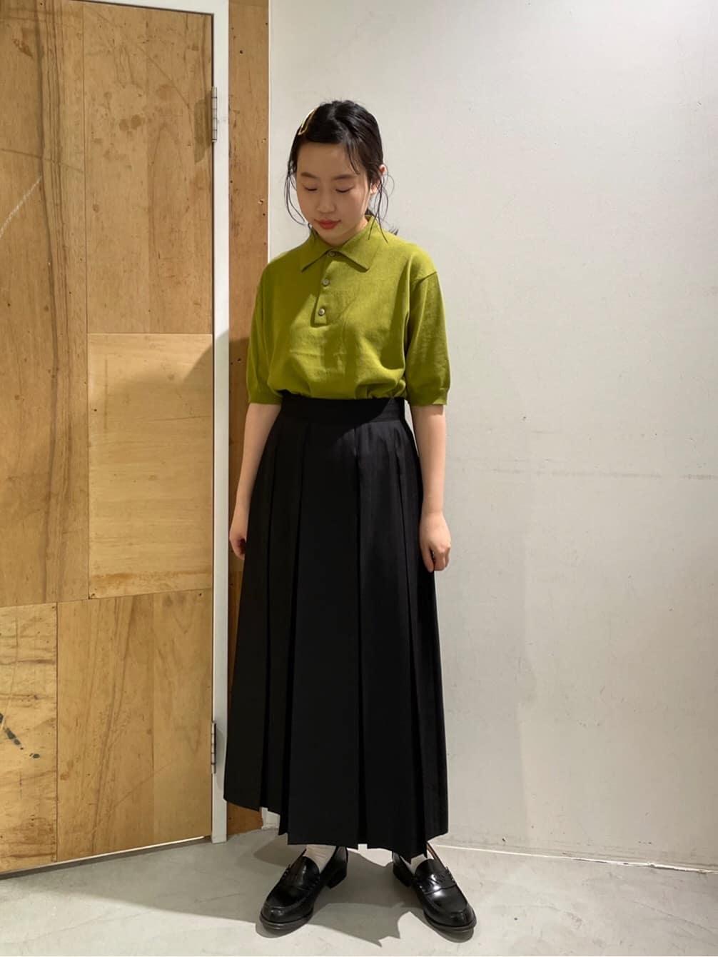l'atelier du savon 新宿ミロード 身長:153cm 2021.07.26