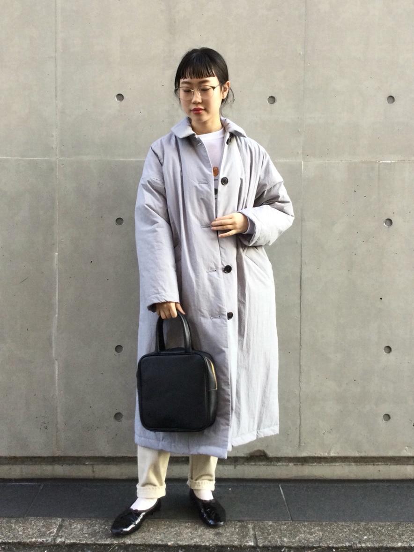 l'atelier du savon 代官山路面 身長:153cm 2020.12.09