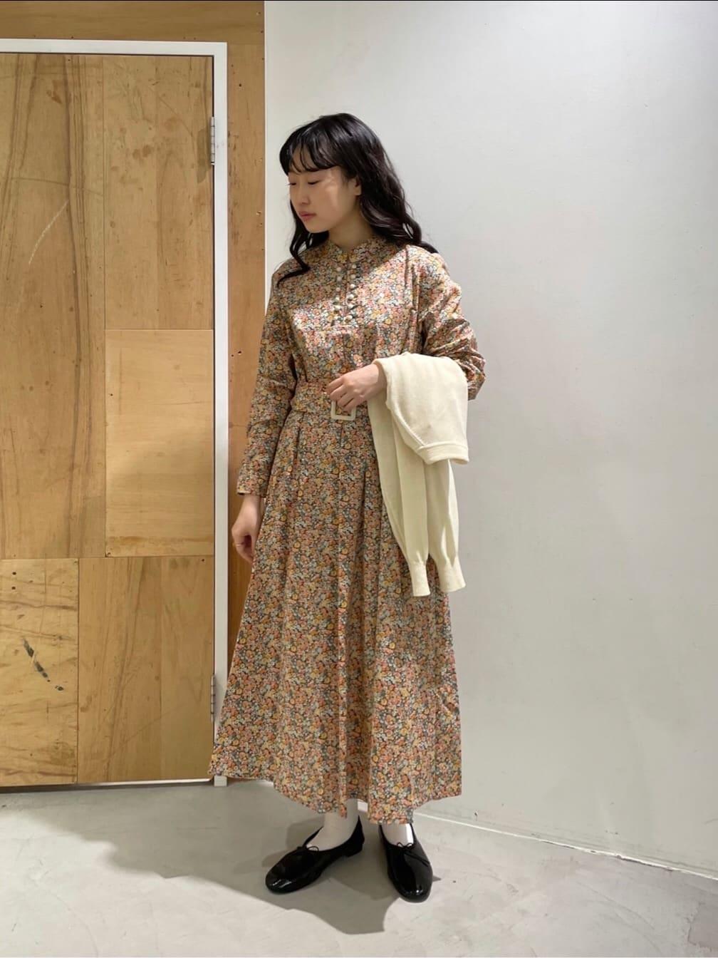 l'atelier du savon 新宿ミロード 身長:153cm 2021.08.27