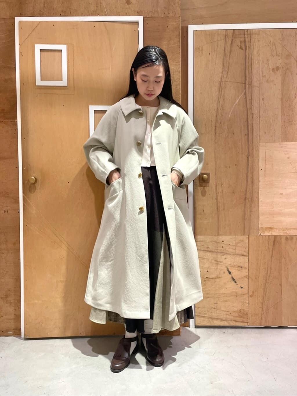 l'atelier du savon 新宿ミロード 身長:153cm 2021.10.20