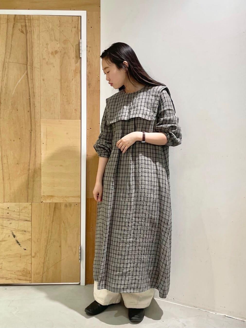 l'atelier du savon 新宿ミロード 身長:153cm 2021.08.17