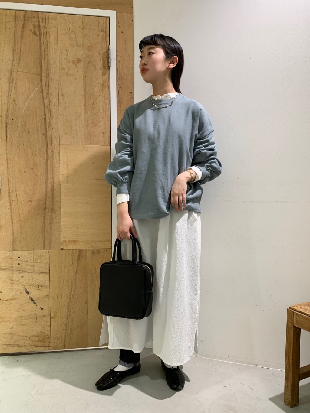 l'atelier du savon 新宿ミロード 身長:153cm 2021.02.25