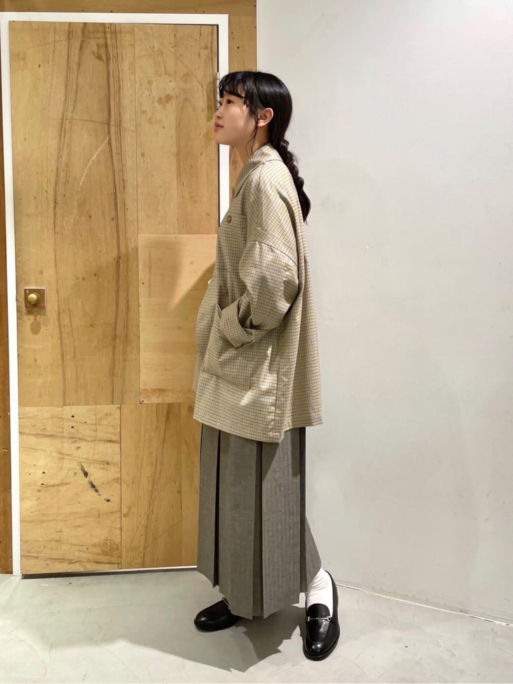 l'atelier du savon 新宿ミロード 身長:153cm 2021.09.11