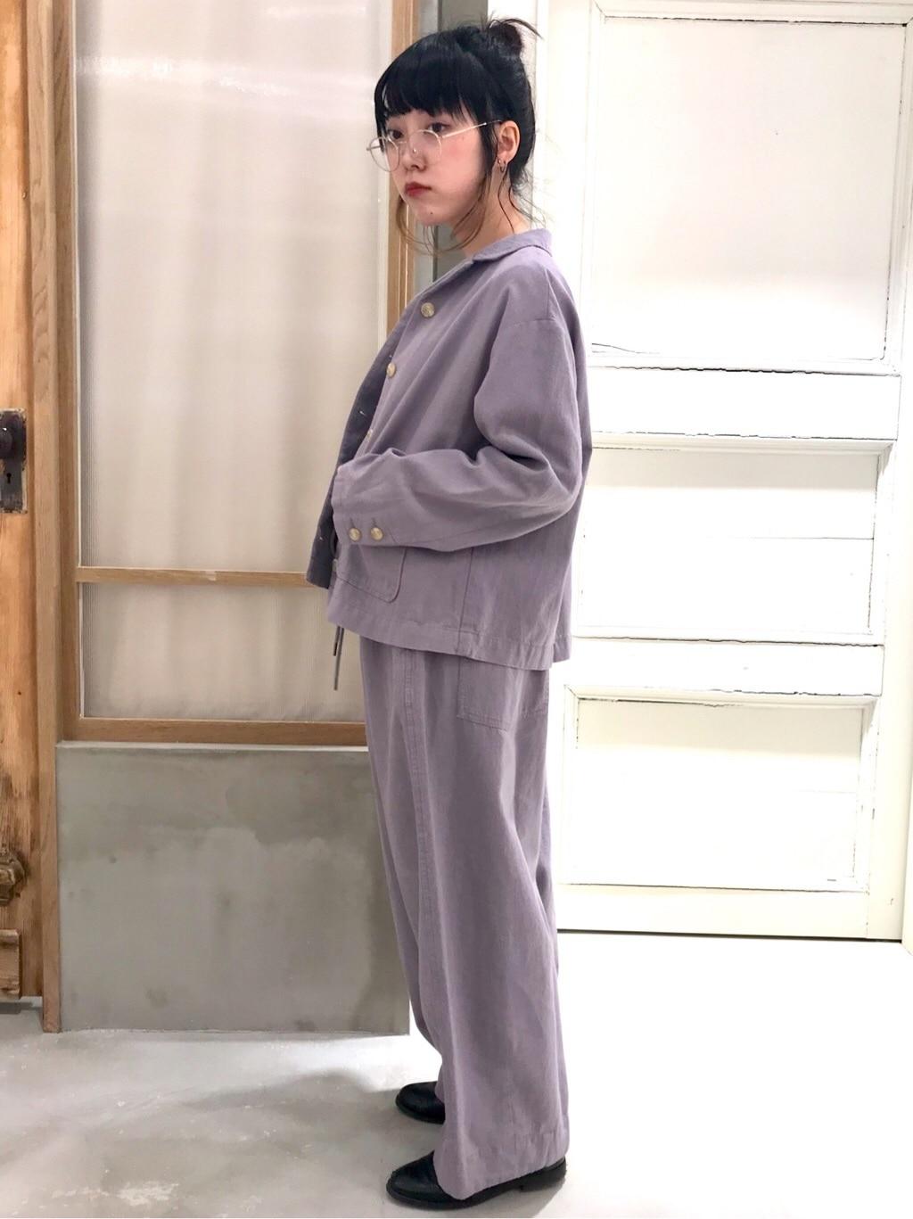bulle de savon 渋谷スクランブルスクエア 身長:153cm 2020.03.23