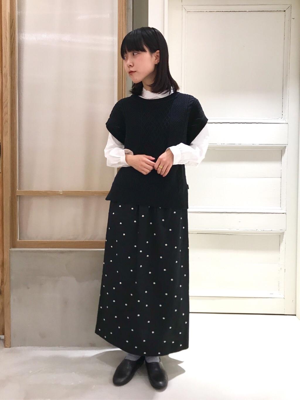 bulle de savon 渋谷スクランブルスクエア 身長:153cm 2020.01.21