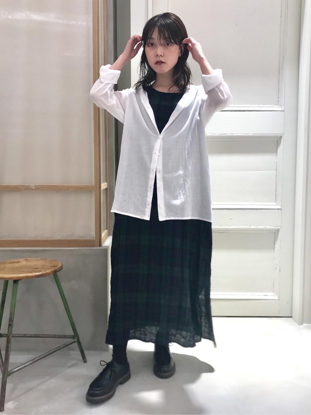 bulle de savon 渋谷スクランブルスクエア 身長:153cm 2020.08.18