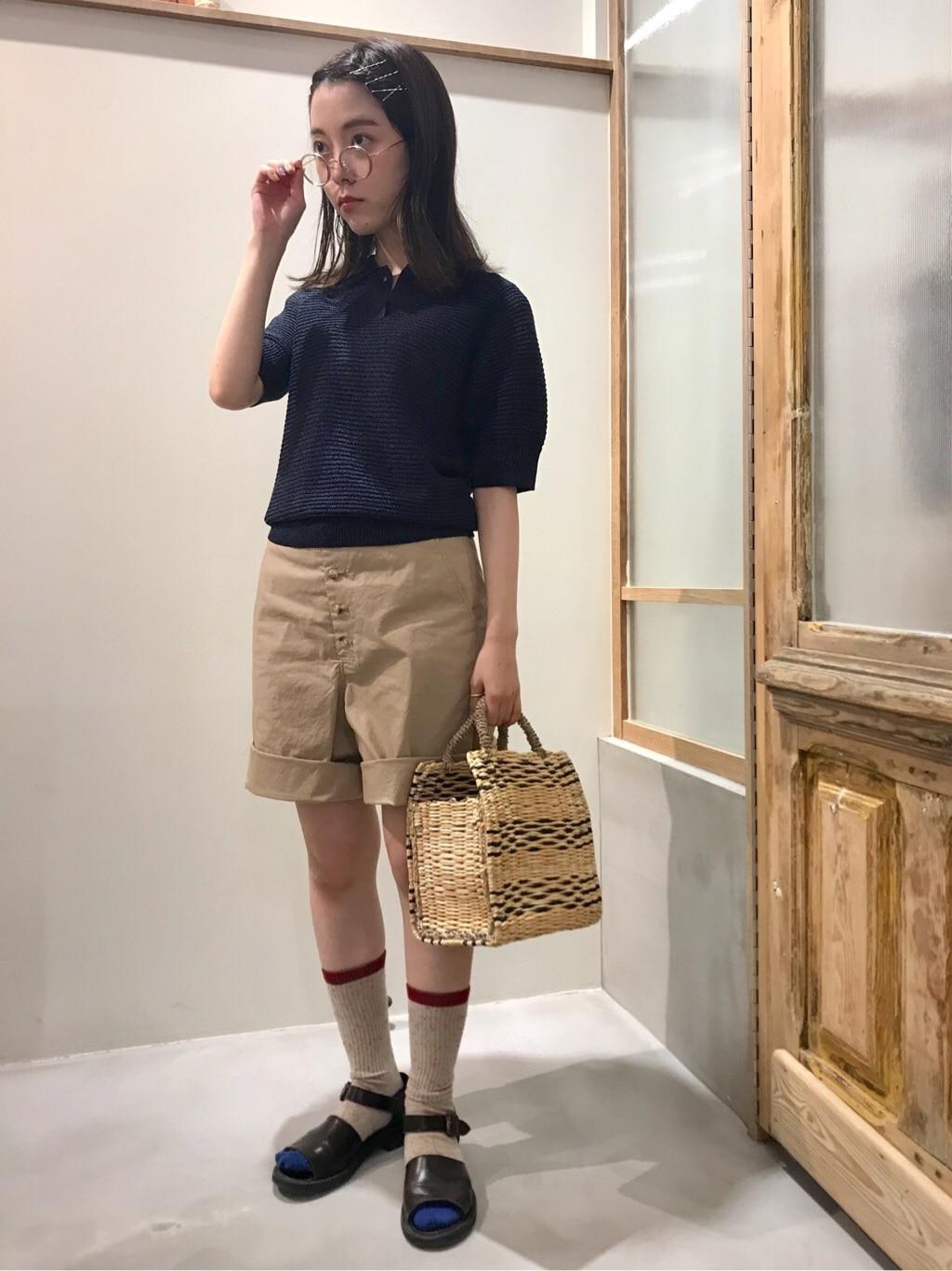 bulle de savon 渋谷スクランブルスクエア 身長:153cm 2020.08.04