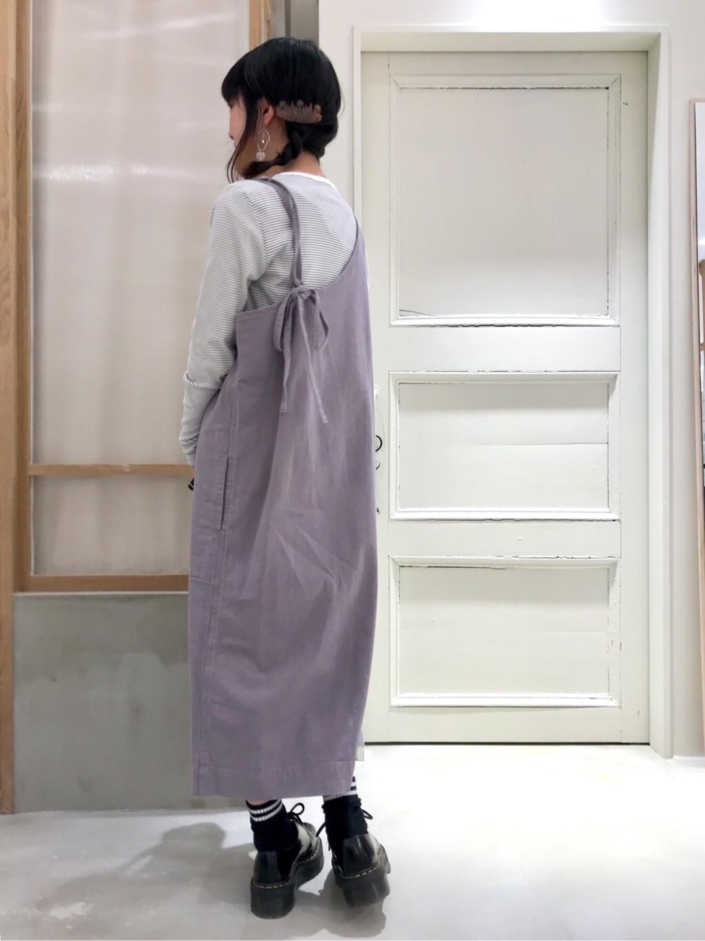 bulle de savon 渋谷スクランブルスクエア 身長:153cm 2020.03.25