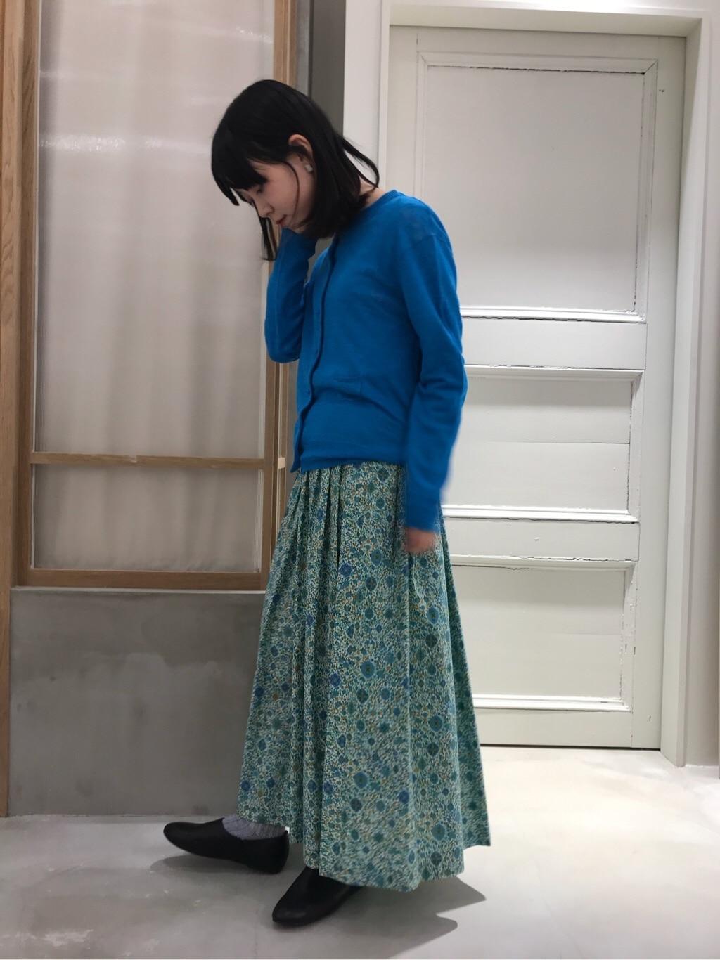 bulle de savon 渋谷スクランブルスクエア 身長:153cm 2020.02.23