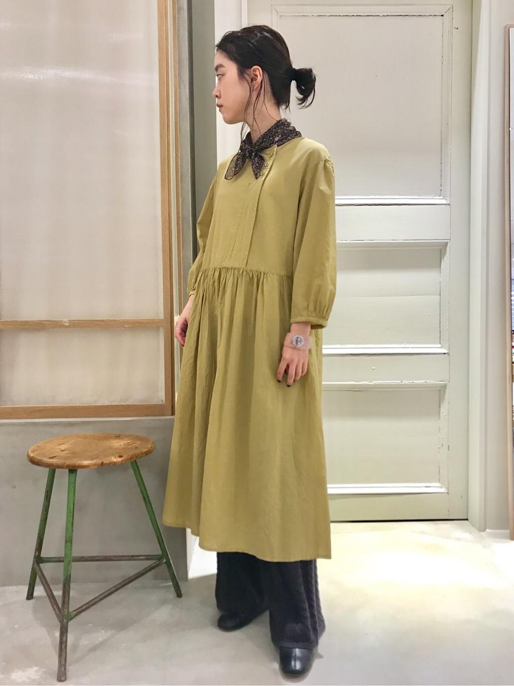 bulle de savon 渋谷スクランブルスクエア 身長:153cm 2020.06.25