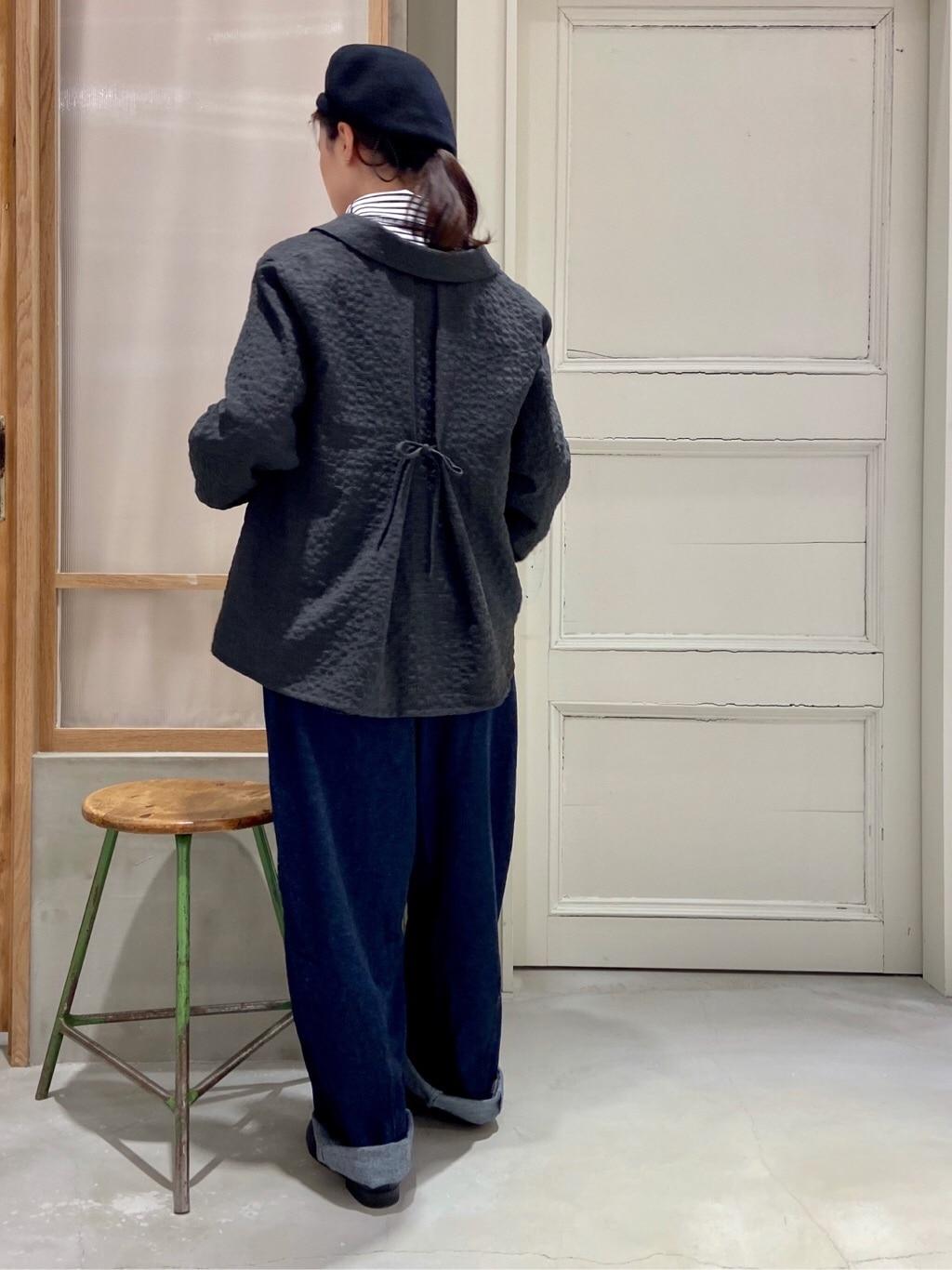 bulle de savon 渋谷スクランブルスクエア 身長:153cm 2020.11.02