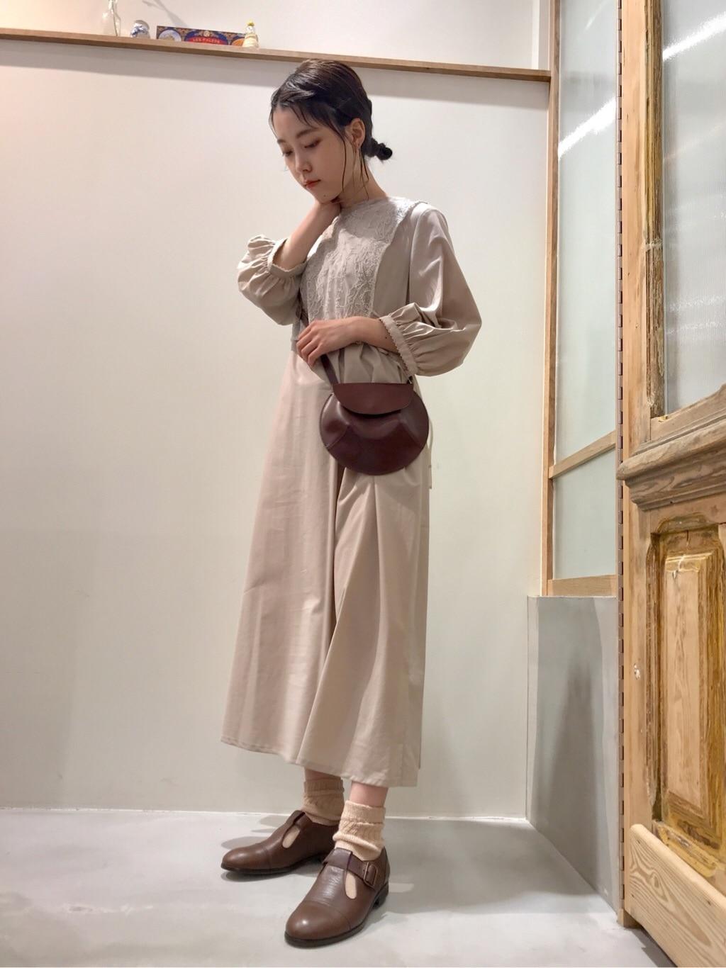bulle de savon 渋谷スクランブルスクエア 身長:153cm 2020.07.22