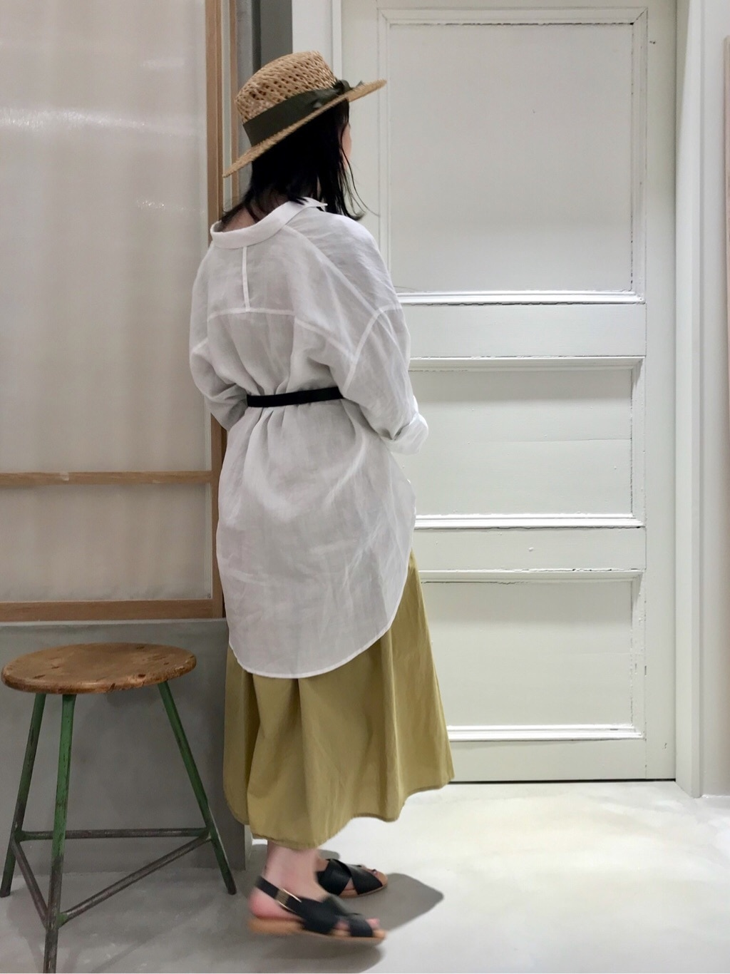 bulle de savon 渋谷スクランブルスクエア 身長:153cm 2020.06.27