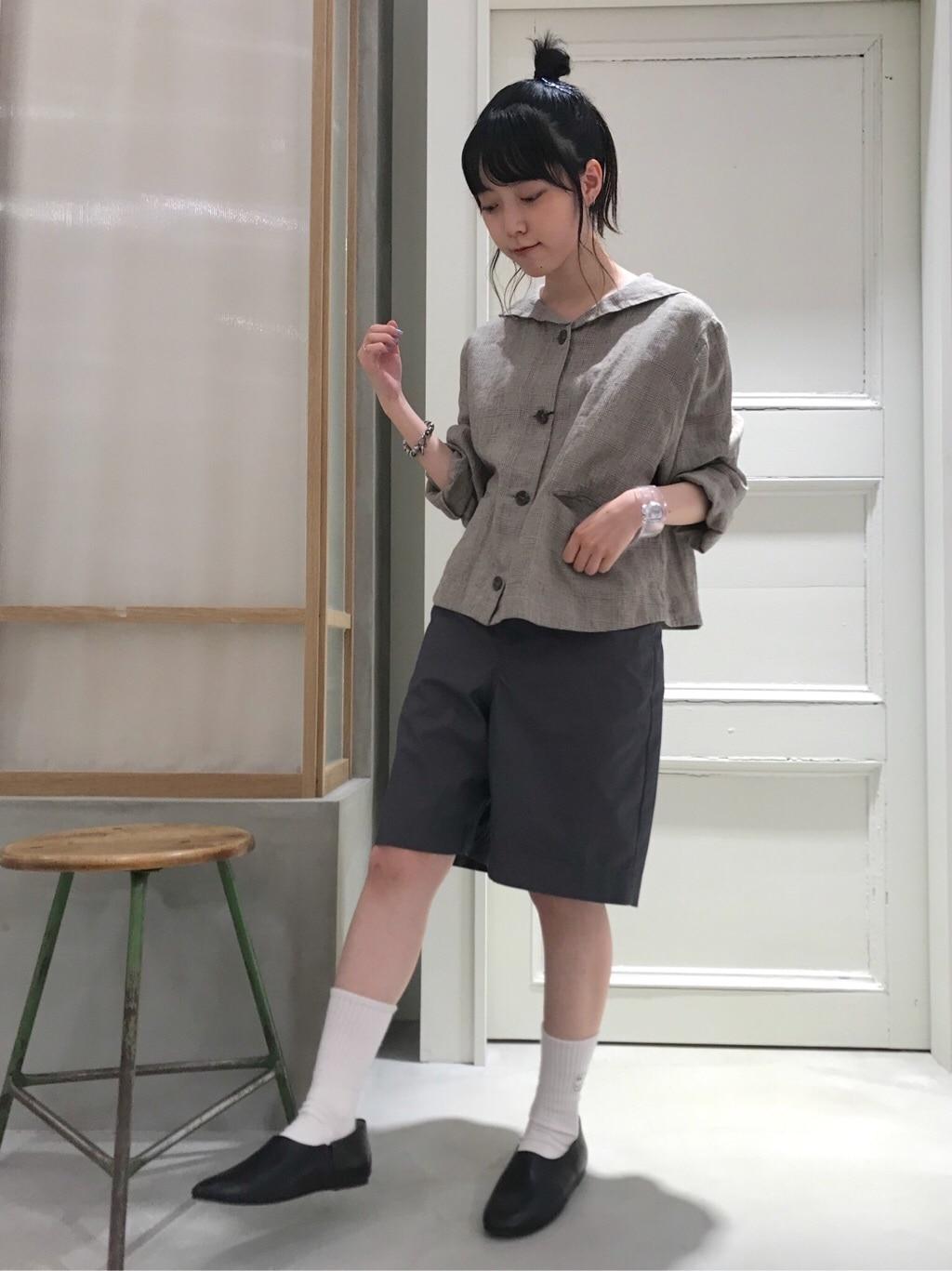 bulle de savon 渋谷スクランブルスクエア 身長:153cm 2020.06.16