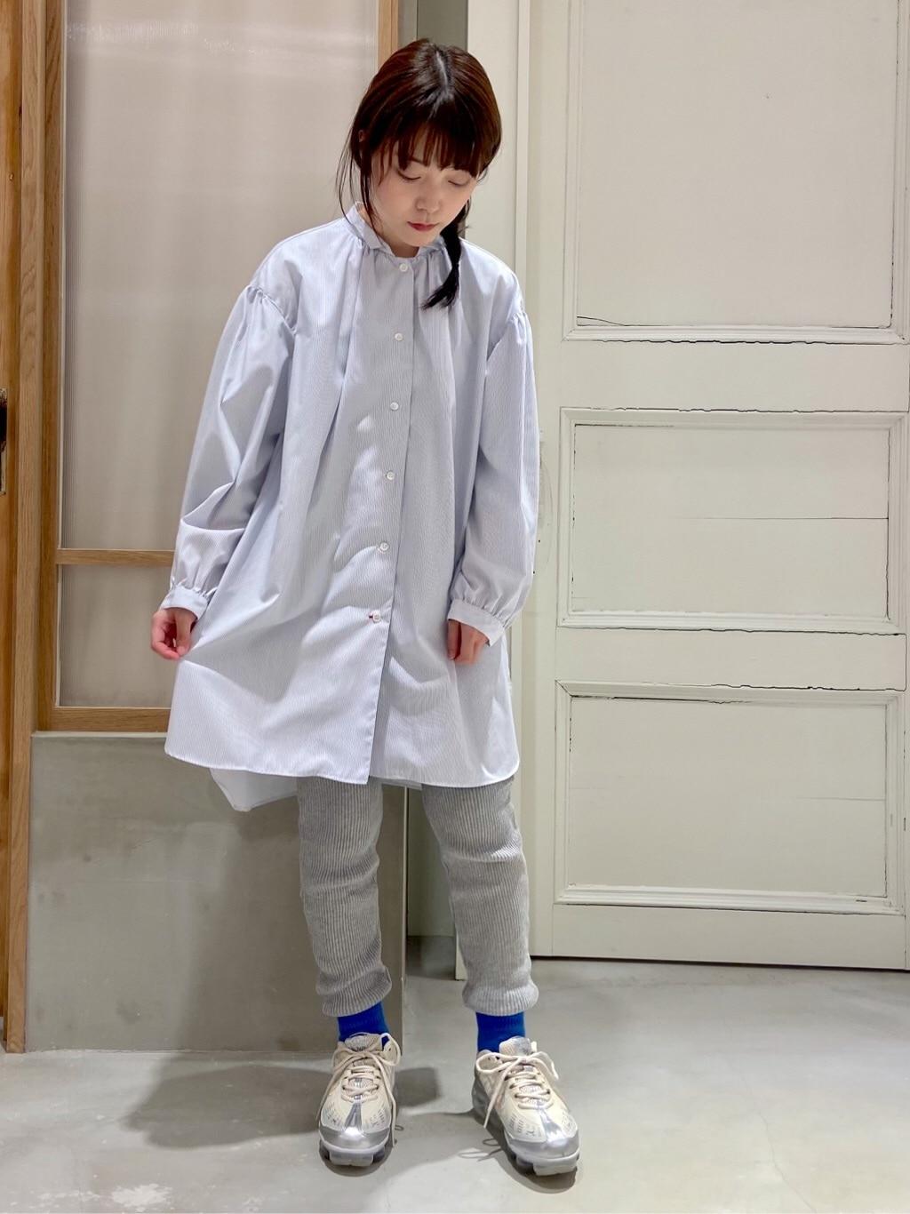 bulle de savon 渋谷スクランブルスクエア 身長:153cm 2020.12.18