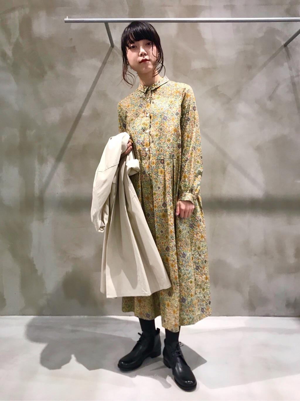 bulle de savon 渋谷スクランブルスクエア 身長:153cm 2020.02.18