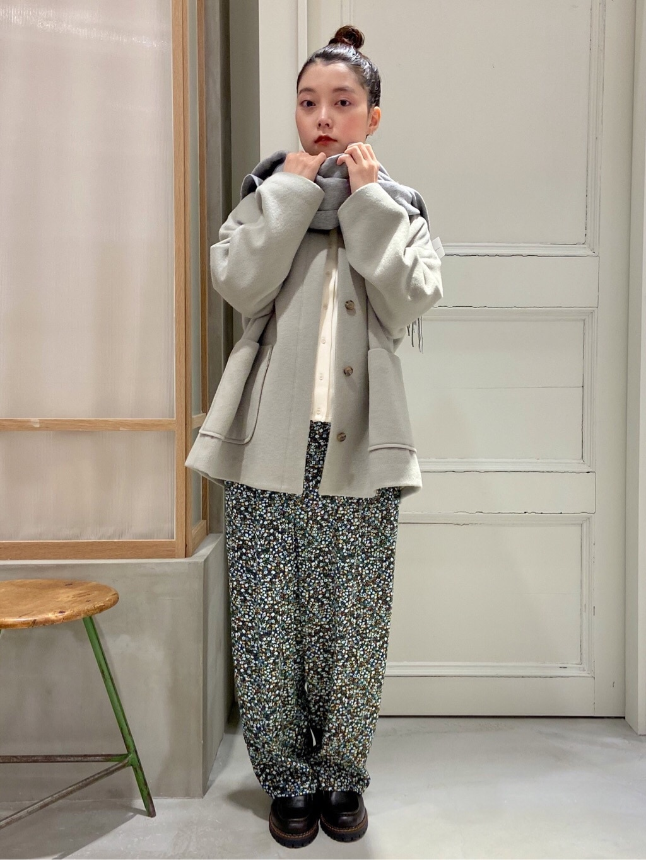 bulle de savon 渋谷スクランブルスクエア 身長:153cm 2020.10.15