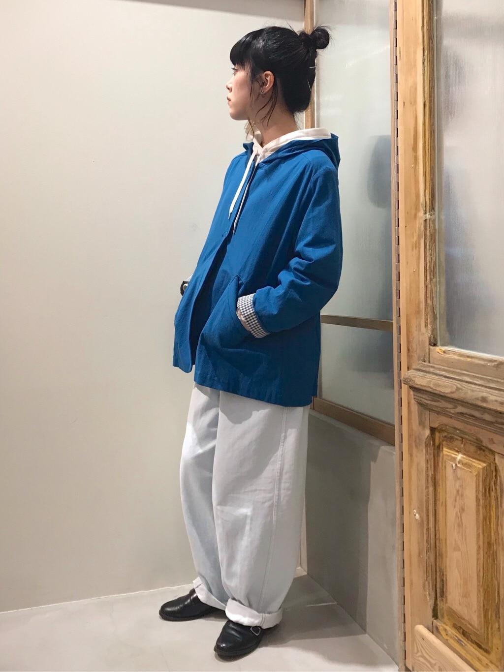 bulle de savon 渋谷スクランブルスクエア 身長:153cm 2020.03.12