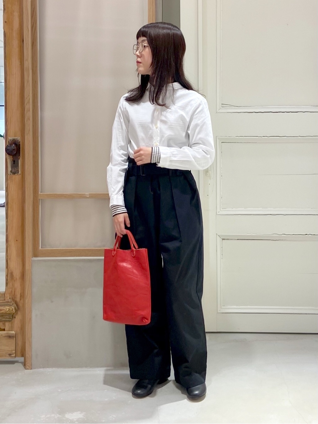 bulle de savon 渋谷スクランブルスクエア 身長:153cm 2021.01.21