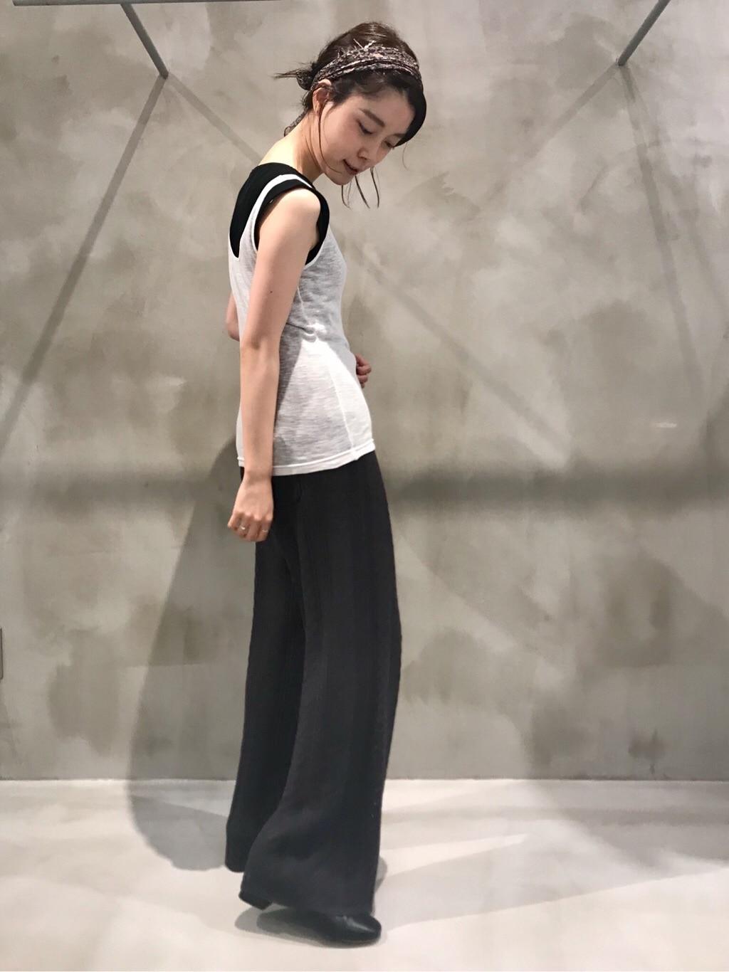 bulle de savon 渋谷スクランブルスクエア 身長:153cm 2020.06.26