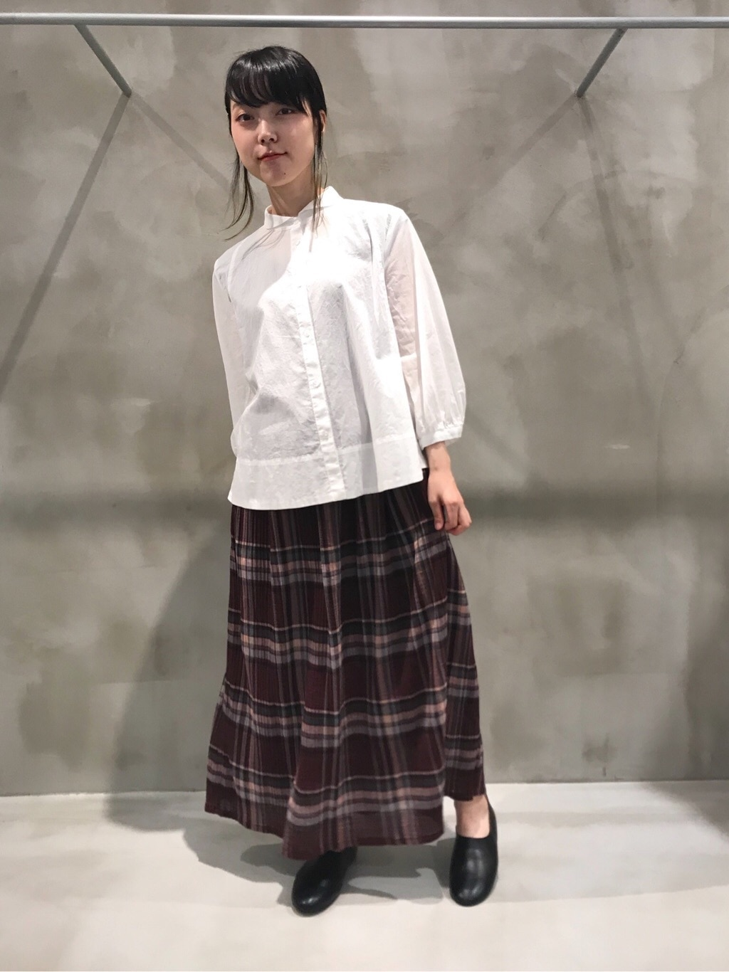 bulle de savon 渋谷スクランブルスクエア 身長:153cm 2020.06.05