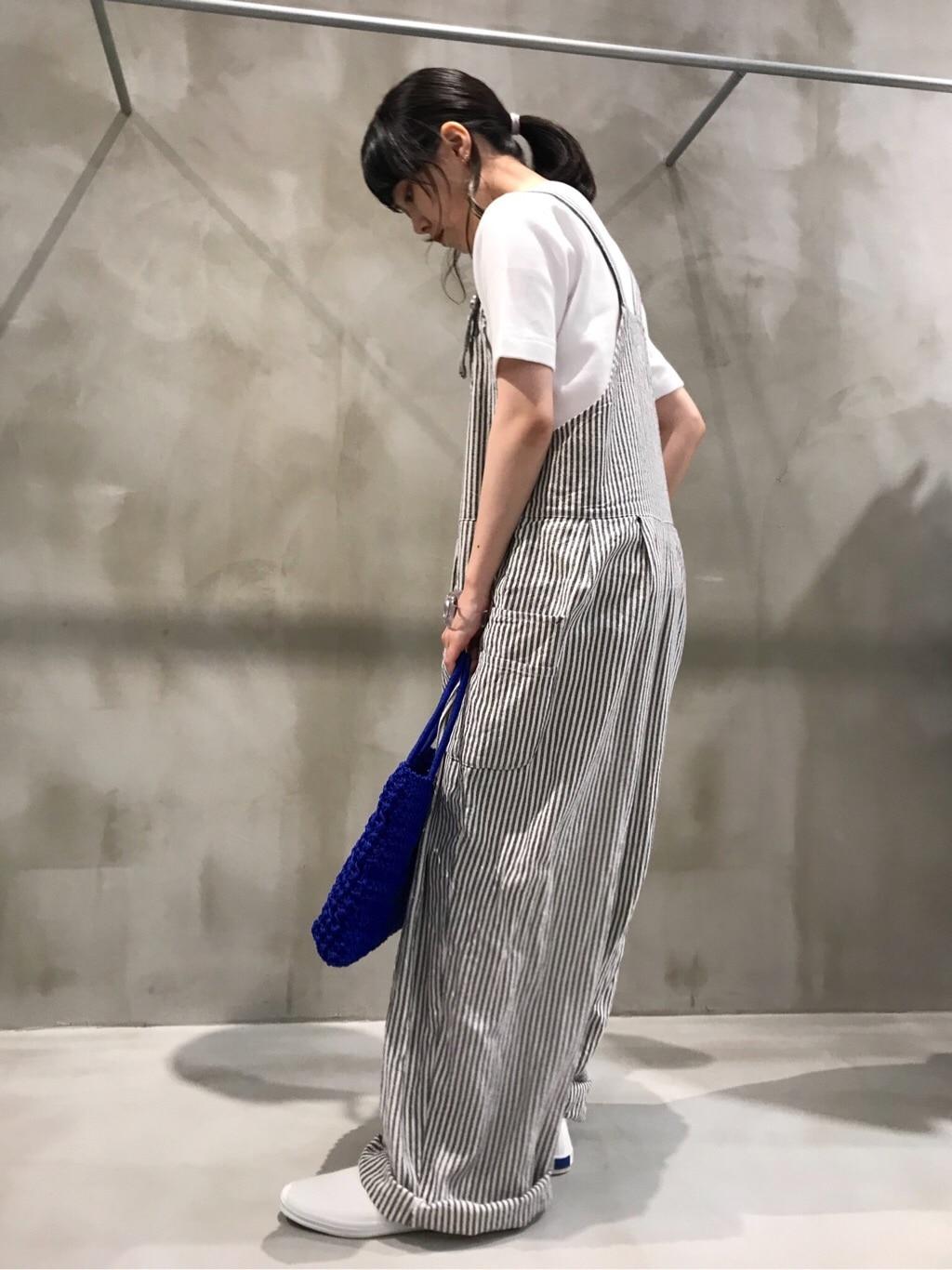 bulle de savon 渋谷スクランブルスクエア 身長:153cm 2020.06.09