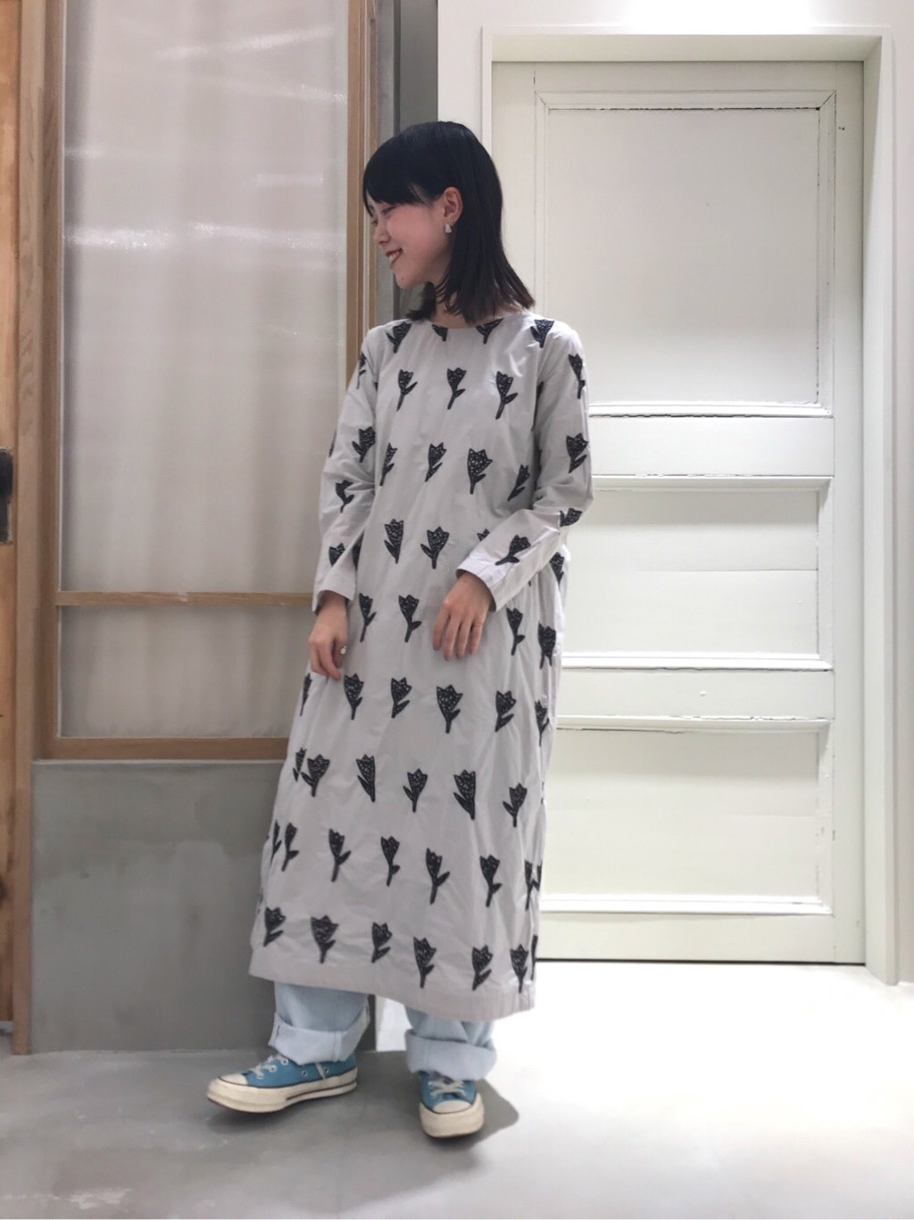 bulle de savon 渋谷スクランブルスクエア 身長:153cm 2020.02.04