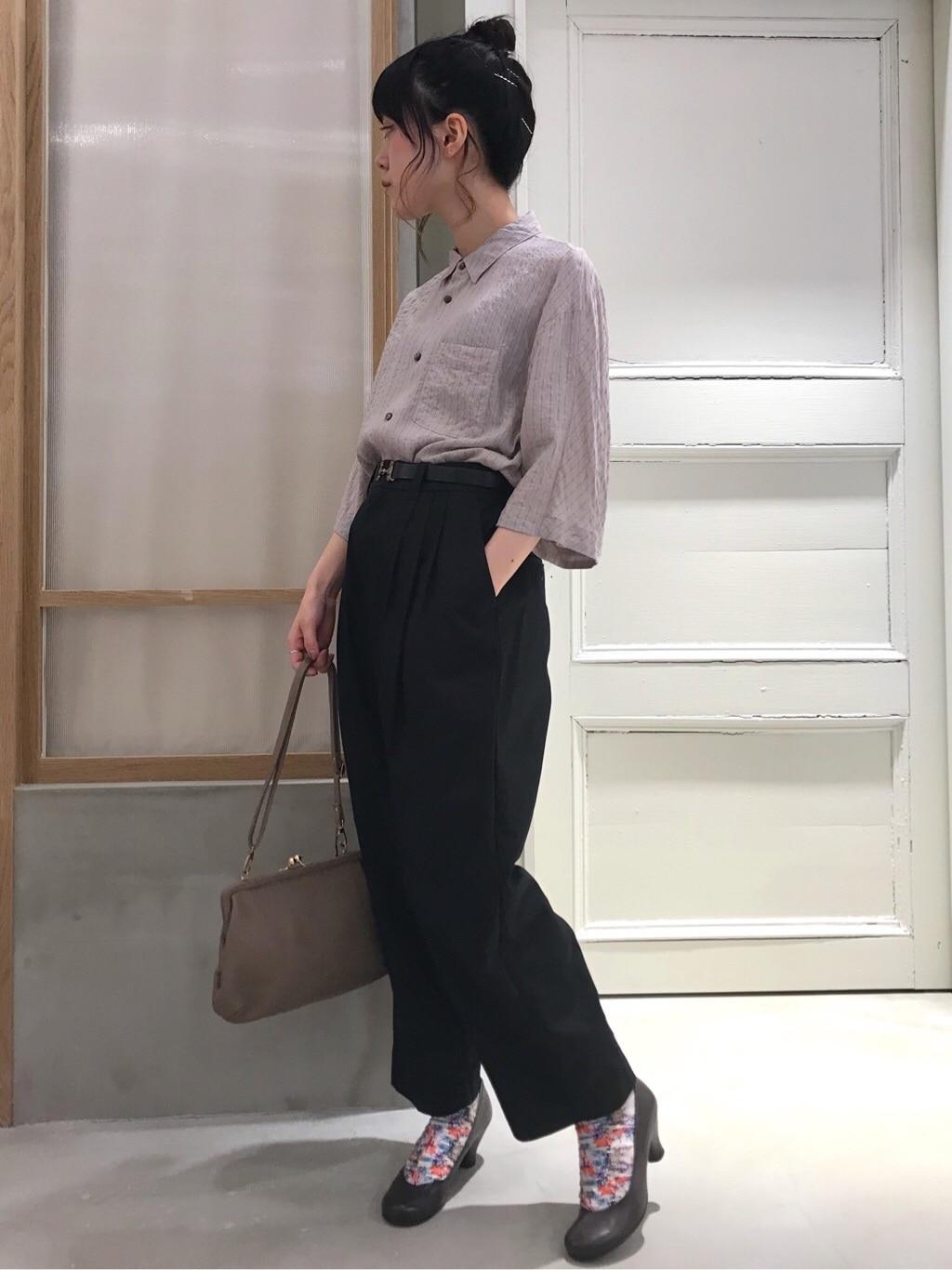 bulle de savon 渋谷スクランブルスクエア 身長:153cm 2020.04.07