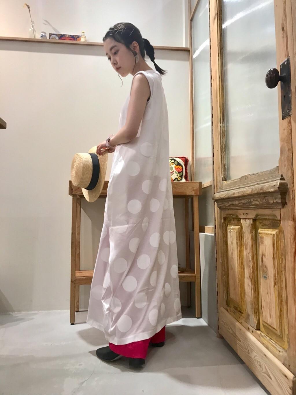 bulle de savon 渋谷スクランブルスクエア 身長:153cm 2020.07.09