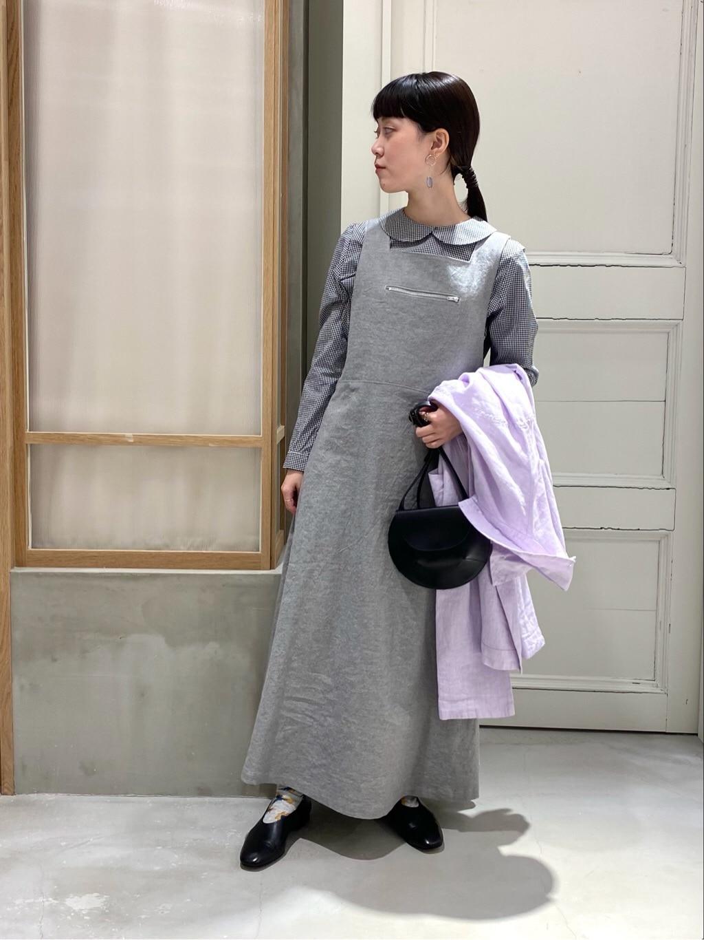 bulle de savon 渋谷スクランブルスクエア 身長:153cm 2021.03.15