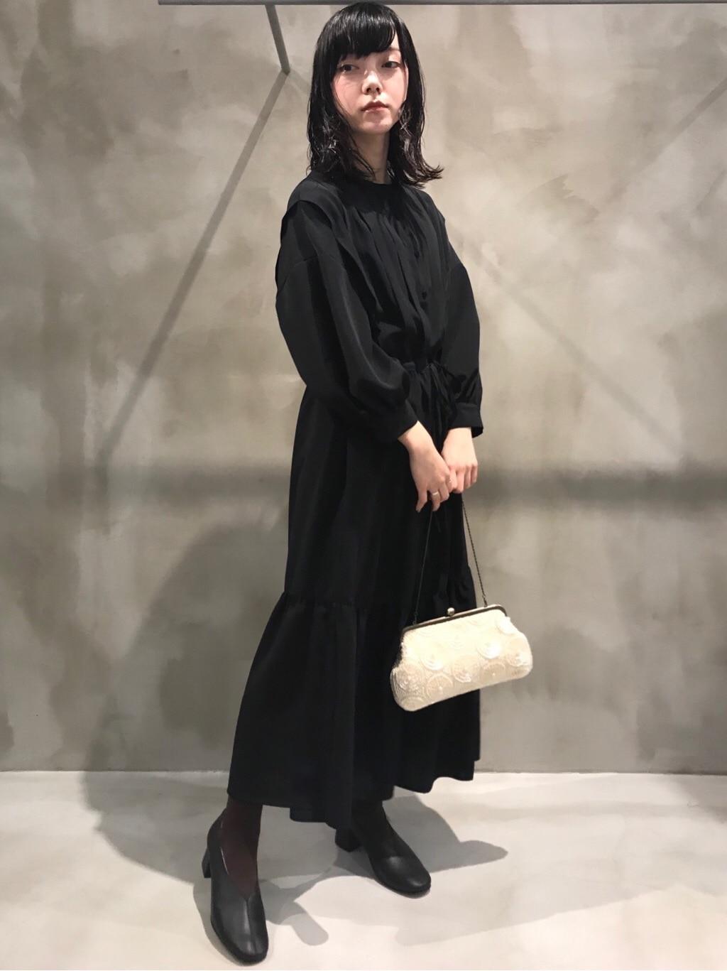 bulle de savon 渋谷スクランブルスクエア 身長:153cm 2020.03.09