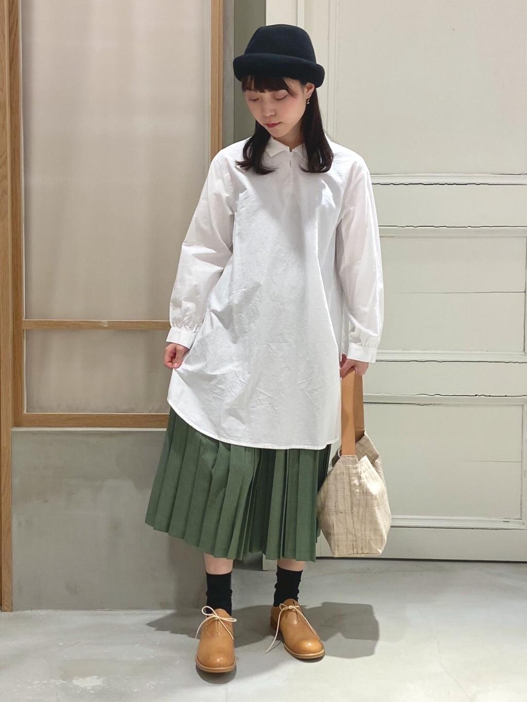 bulle de savon 渋谷スクランブルスクエア 身長:153cm 2021.01.16