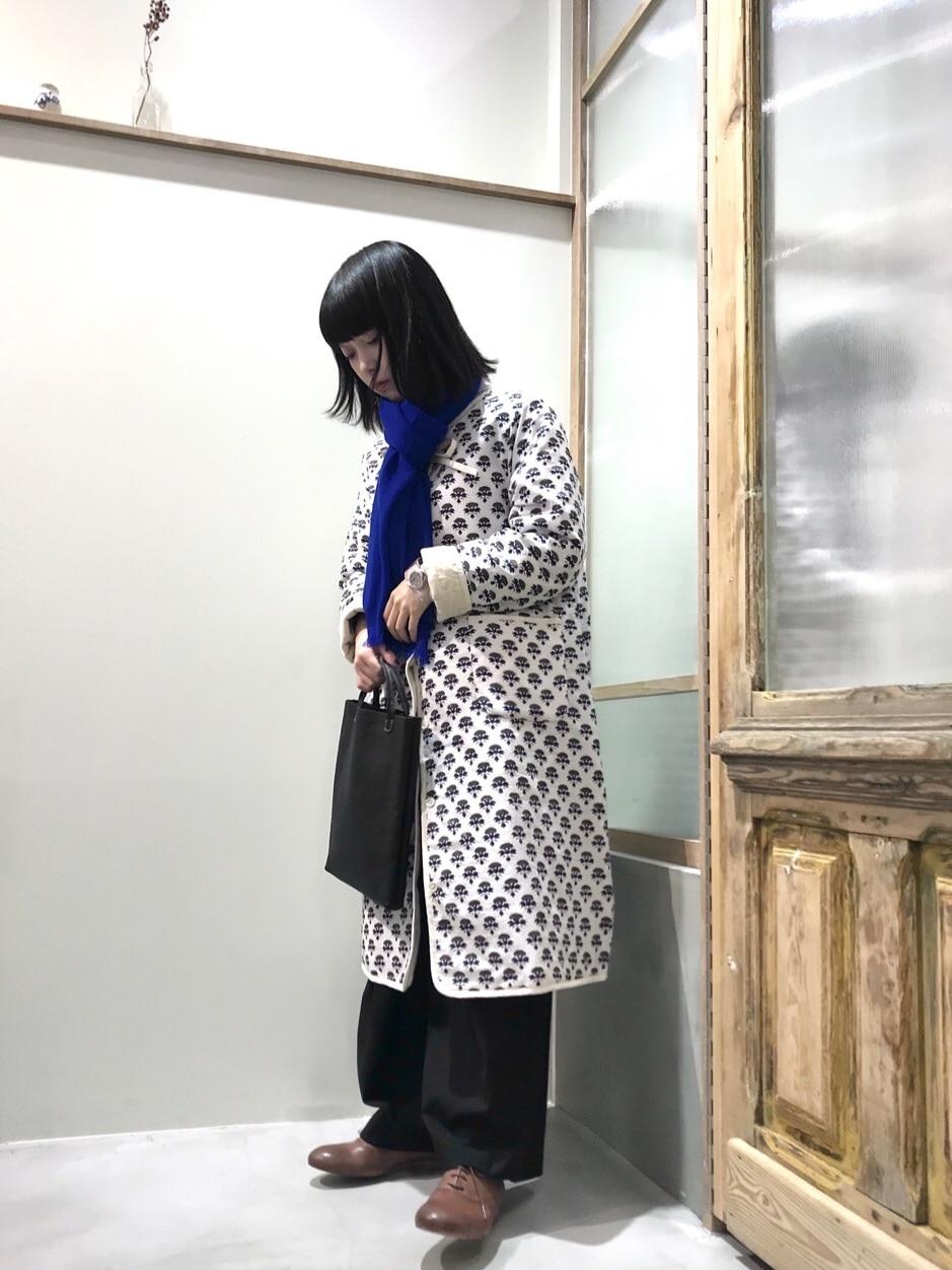 bulle de savon 渋谷スクランブルスクエア 身長:153cm 2019.12.10