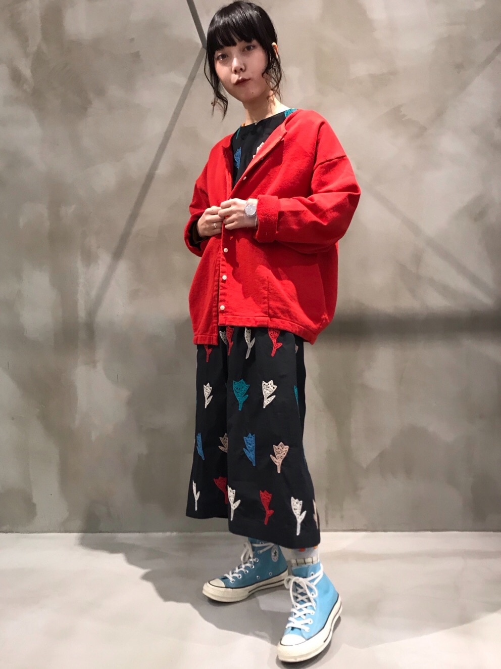 bulle de savon 渋谷スクランブルスクエア 身長:153cm 2020.03.16