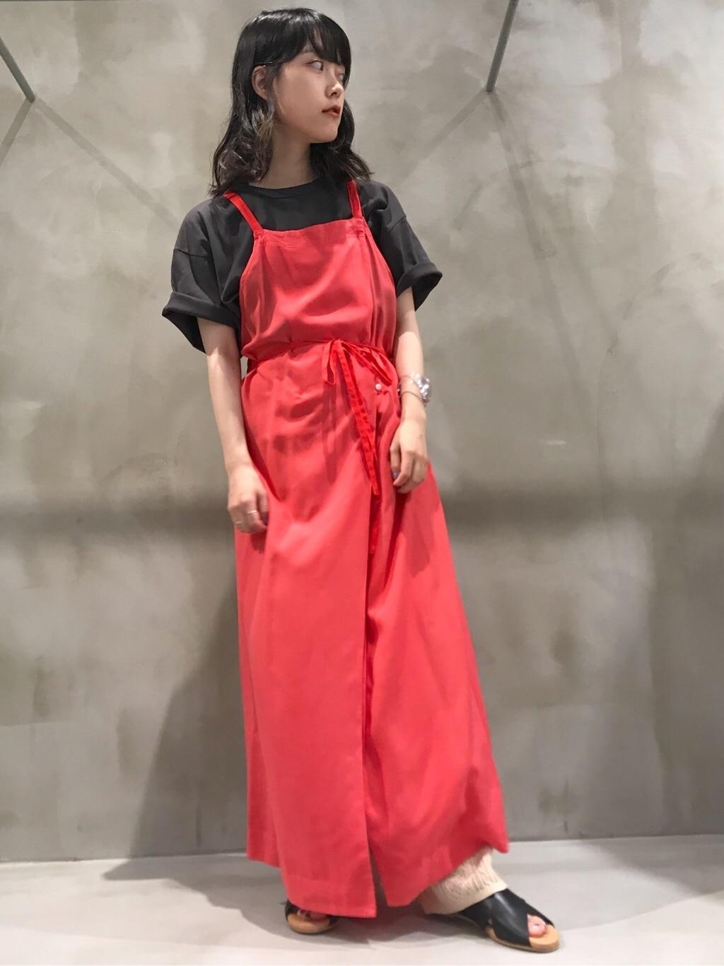 bulle de savon 渋谷スクランブルスクエア 身長:153cm 2020.06.15